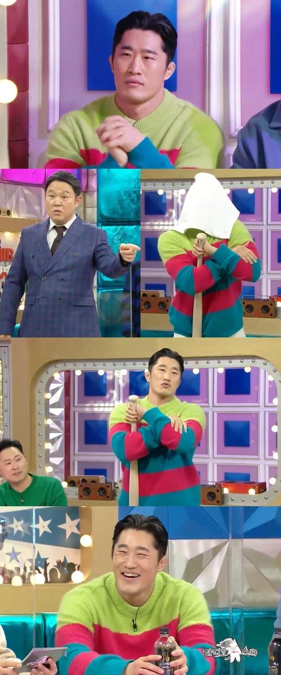 """김동현, 줄리앙, 연예계 계급 발언 … """"잠이 안 갔다"""""""