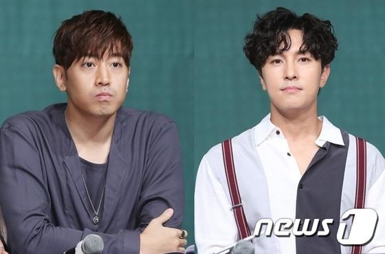 """""""4 년의 곤충 처리""""신화 에릭과 김동완, 네티즌들과의 불화도 적극 반박 (종합)"""