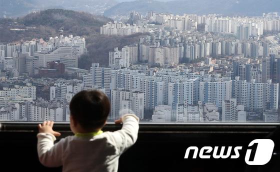 2월 전국 주택가격 상승 \'수도권 12년 8개월만에 최고 상승\'