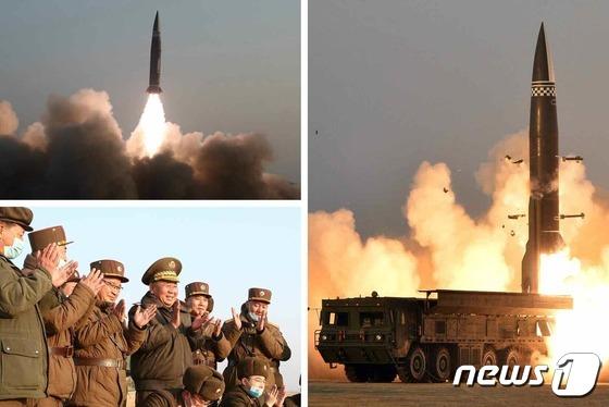 '일요일'을 앞둔 북한 … 경고 미국을 바라 보듯 미사일을 쏠까?