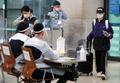 임시항공편 타고 귀국한 미얀마 교민들