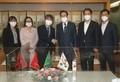 이성희 농협중앙회장, 주한 베트남 대사와 농업협력 방안 논의