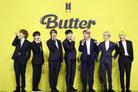 방탄소년단 '버터' 빌보드 '핫100' 3주 연속 1위 달성…새 역사