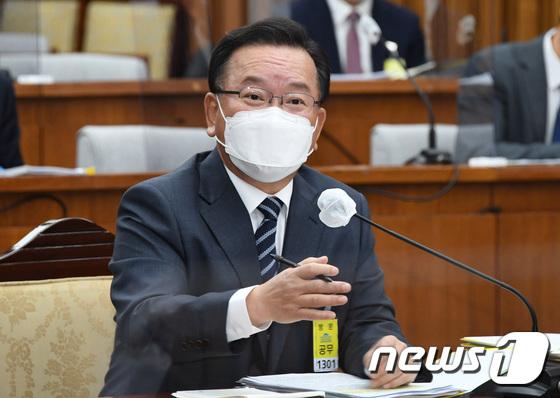 """김부겸 """"총리가 마지막 공직…마음 정리했다"""""""