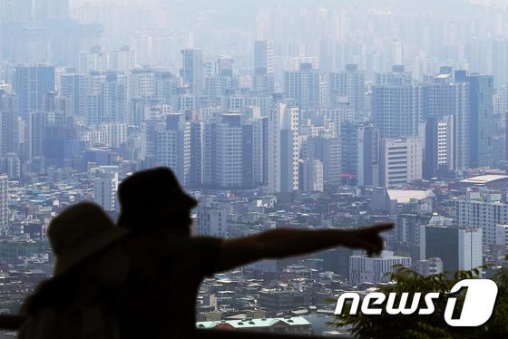 9주 연속 매수심리 우위 보이는 서울 아파트 시장