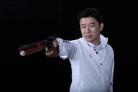 """'사격 황제' 진종오 """"한국 사격 위대함, 전 세계에 떨치겠다"""""""