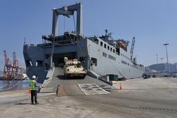 美 텍사스 '불독여단' 한국에 순환배치…9개월 임무수행