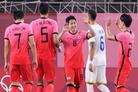 [올림픽] '이강인 멀티골' 김학범호, 루마니아 4-0 대파…B조 선두 등극