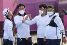 세계 최강, 한국 양궁…세계선수권 남녀 단체전‧혼성전 결승 진출