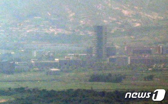 통신선 복원된 남북공동연락사무소