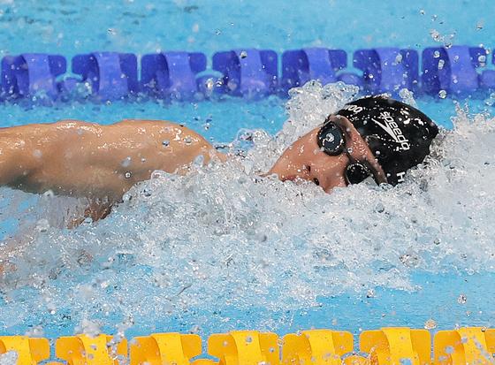수영 황선우·기계체조 이윤서…도쿄올림픽 누빈 서울 학생선수들