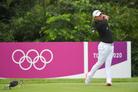 [올림픽] 남자 골프 김시우, 1R 3언더파 공동 12위…선두와 5타차