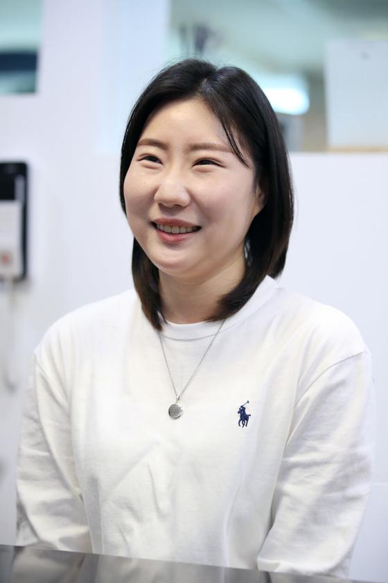 [인터뷰②] 'Z세대' 사격 김민정…