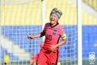 여자축구, 몽골에 12-0 완승…지소연, 차범근 넘어 A매치 최다골