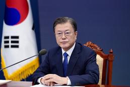 문대통령, 화상개최 '에너지 및 기후에 관한 주요 경제국 포럼'