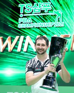 마르티네스, 2021 PBA 결승전 우승