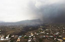 [사진] 주택가 덮친 스페인의 라팔마 화산