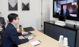 여한구 본부장, 美 하원 디지털통상 코커스 공동위원장 면담