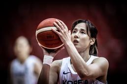 아시아컵 여자농구, 슛하는 김단비