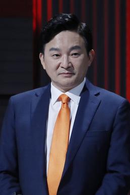 원희룡 후보, 100분 토론회 준비