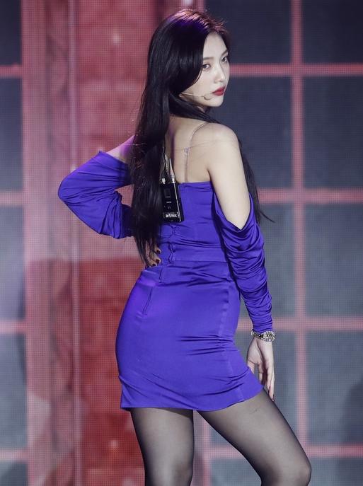 레드벨벳 조이 '환상적인 뒤태'