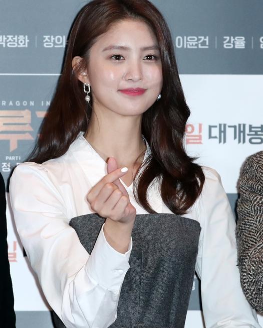 박정화 '사랑 넘치는 미소'