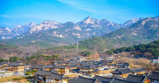 북한산을 두른 그 동네, 은평구서 보내는 굿바이 2020년