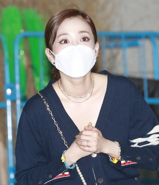 산다라박 '최강 동안 미인'