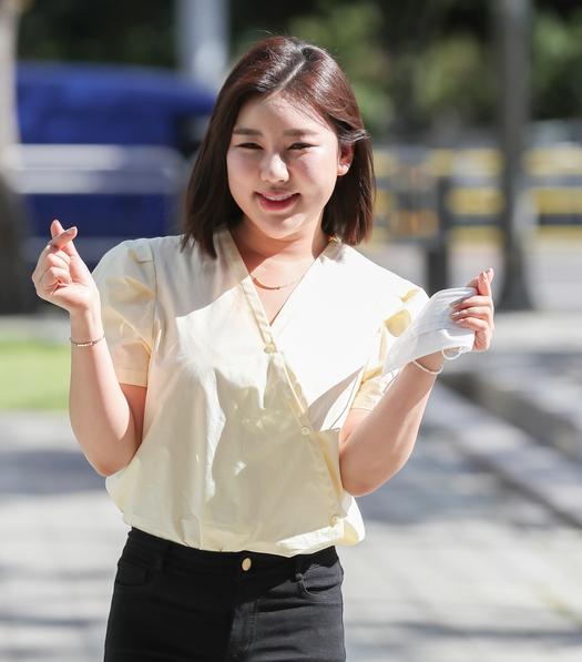 송가인 '싱그러운 미소'