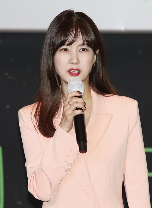 박소연 '고스트나인' 빛나는 MC