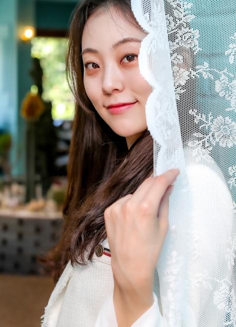 곽민정 '문성곤이 반한 미소'