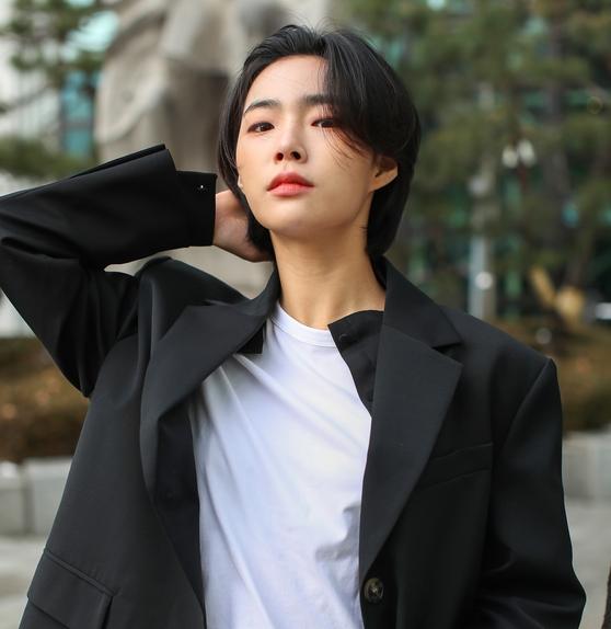 조혜원 '신비로운 매력의 소유자'