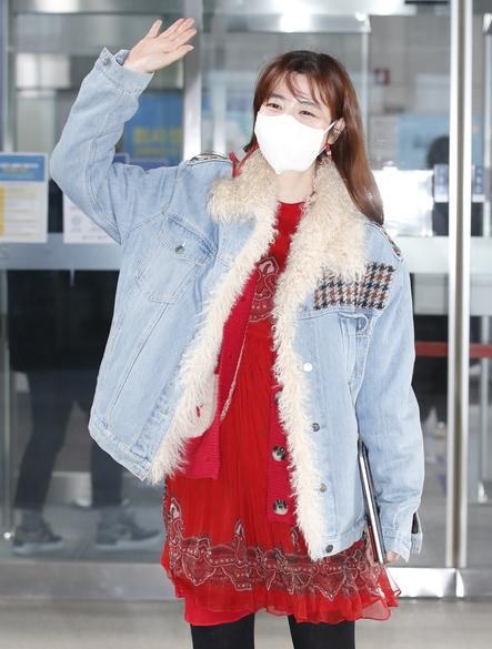 김규리, 너무 예쁜 '퐁당퐁당' 안방마님