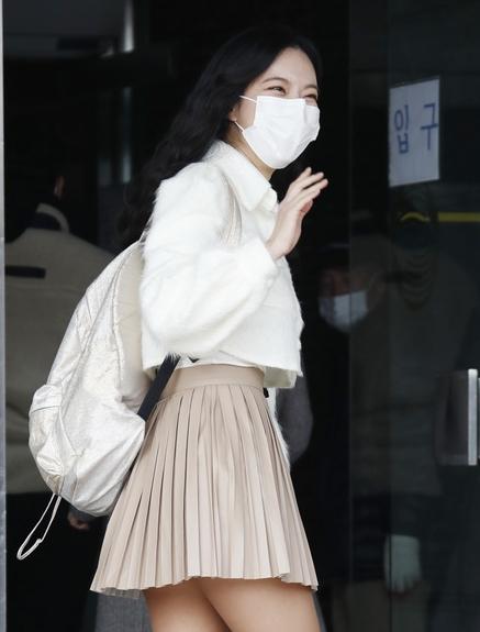 김나희, 따라가고 싶은 매력녀