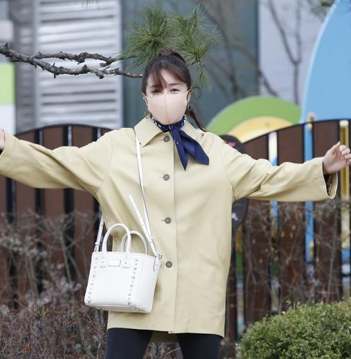 윤은혜, 봄이 왔어요