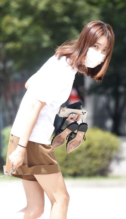 김이나, 내 신발은 내가 직접!