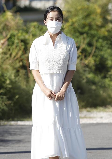 박은혜, 순백의 여신